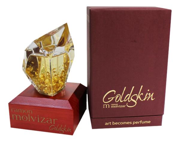 Ramon Molvizar Goldskin: парфюмерная вода 2мл ramon molvizar black goldskin парфюмерная вода 2мл