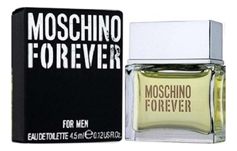 Moschino Forever men: туалетная вода 4,5мл