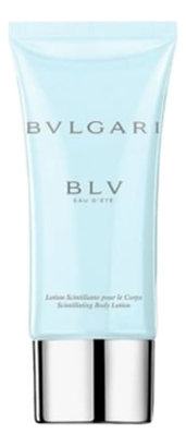 Bvlgari BLV Eau d'Ete: лосьон для тела 100мл