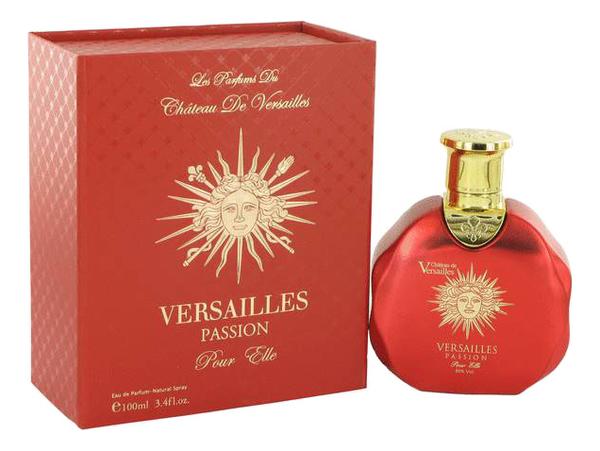 Parfums du Chateau de Versailles Passion Pour Elle: парфюмерная вода 100мл вино chateau d armailhac 2002 г