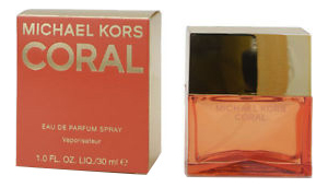 Michael Kors Coral: парфюмерная вода 30мл michael kors kors парфюмерная вода 30мл