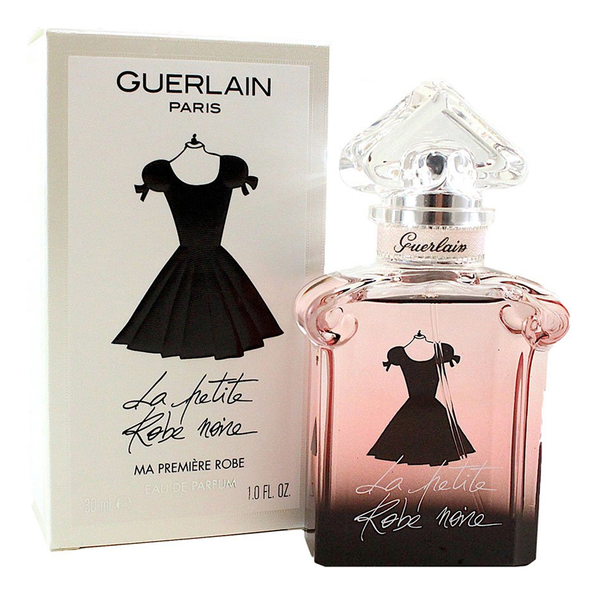 Guerlain La Petite Robe Noire Ma Premiere Robe: парфюмерная вода 30мл guerlain la petite robe noire ma robe hippie chic legere туалетные духи тестер 100 мл