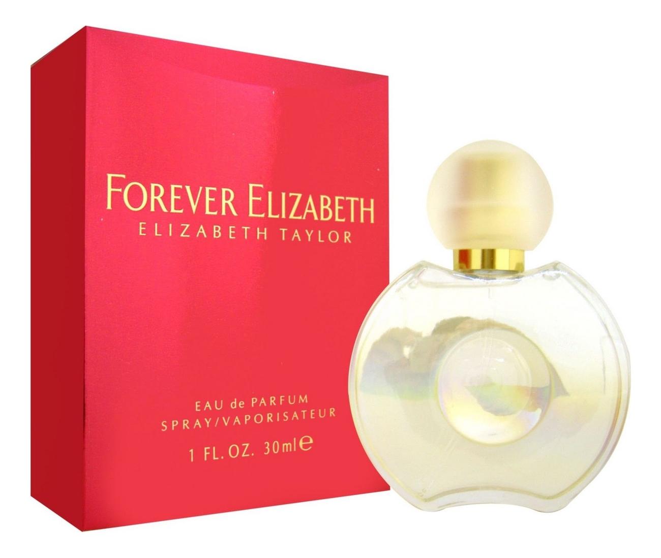 Elizabeth Taylor Forever Elizabeth: парфюмерная вода 30мл elizabeth day home fires