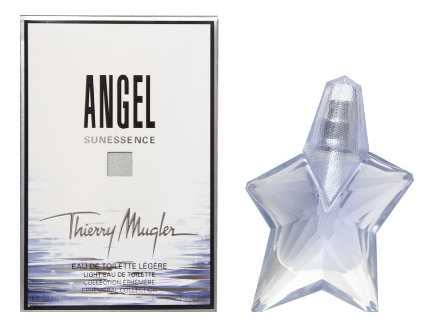 Mugler Angel Sunessence Legere: туалетная вода 50мл mugler angel aqua chic туалетная вода 50мл