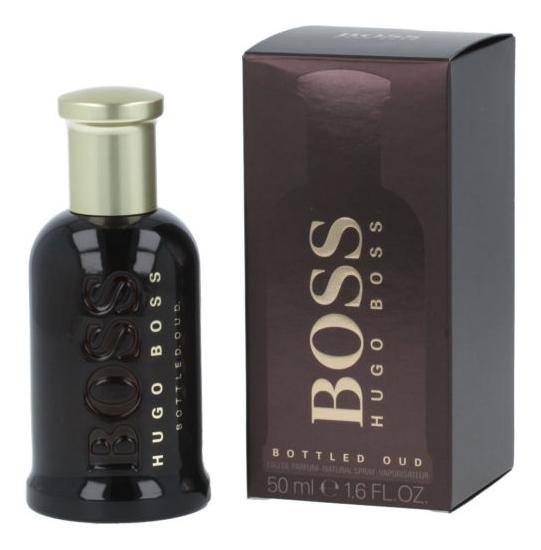 Hugo Boss Boss Bottled Oud: парфюмерная вода 50мл