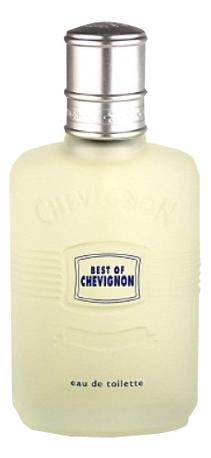 Chevignon Best For Men Винтаж: туалетная вода 100мл тестер