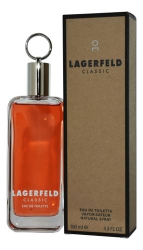 Karl Lagerfeld Lagerfeld Classic: туалетная вода 100мл пуховик karl lagerfeld karl lagerfeld ka025ewust26