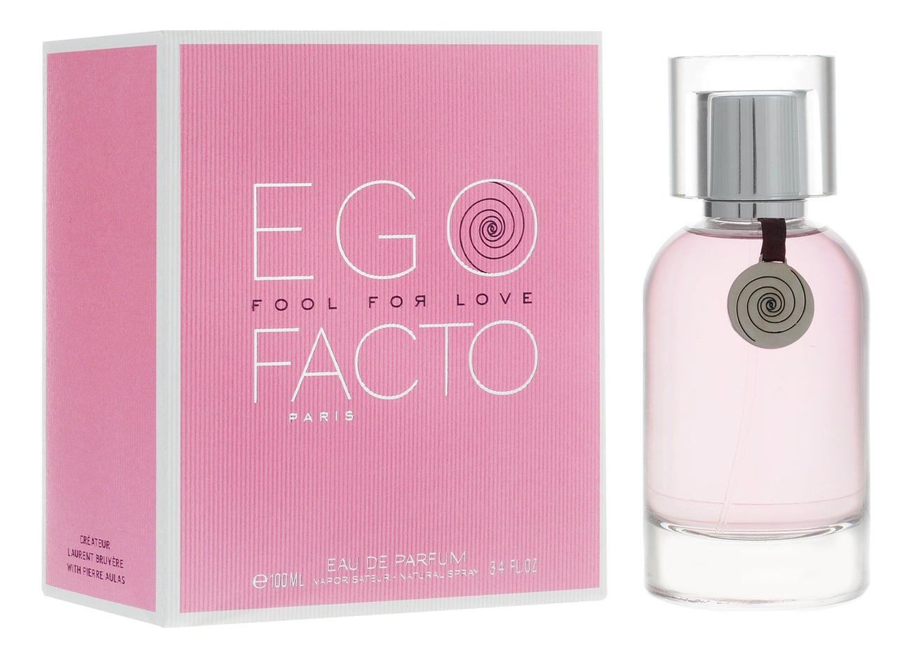 Ego Facto Fool For Love : парфюмерная вода 100мл