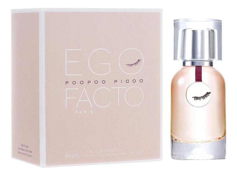 Ego Facto Poopoo Pidoo: парфюмерная вода 100мл
