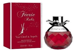 Van Cleef & Arpels Feerie Rubis: парфюмерная вода 30мл van cleef feerie rose des neiges туалетная вода 30 мл
