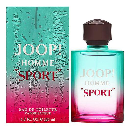 Joop Homme Sport: туалетная вода 125мл joop homme summer ticket