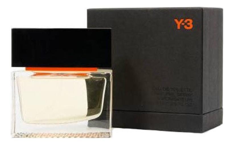 Yohji Yamamoto Y-3 Black Label : туалетная вода 75мл yohji yamamoto гетры для рук