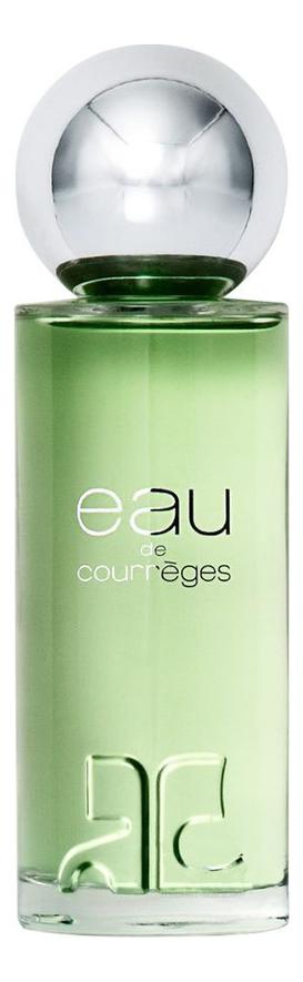 Courreges Eau de Courreges: туалетная вода 90мл тестер courreges courreges 2020