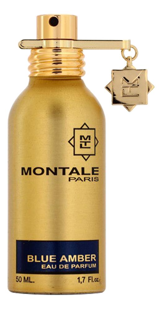 Montale Blue Amber: парфюмерная вода 50мл montale so amber парфюмерная вода 50мл
