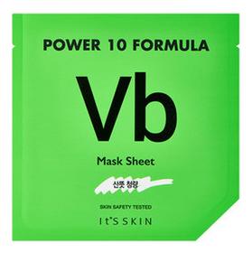 Тканевая маска для лица с витамином В6 Power 10 Formula VB Mask Sheet 25мл