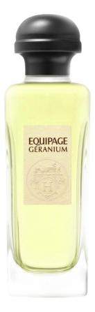 Hermes Equipage Geranium: туалетная вода 100мл тестер