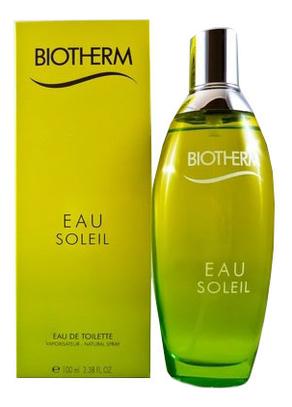 Biotherm Eau Soleil: туалетная вода 100мл biotherm aquagelee gel