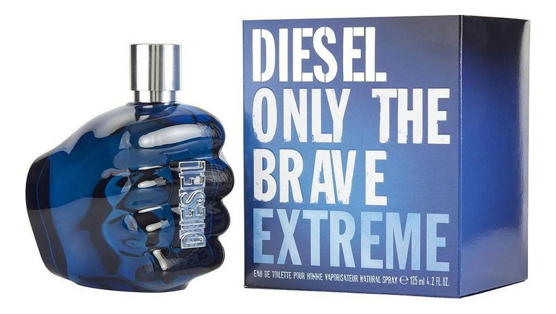 Diesel Only The Brave Extreme: туалетная вода 125мл духи diesel only the brave tattoo 1 5ml