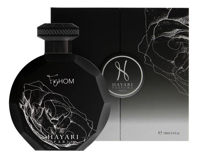 Hayari Parfums FeHom: парфюмерная вода 100мл botanicae patio парфюмерная вода 100мл