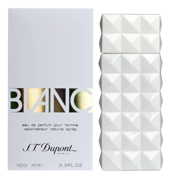 S.T. Dupont Blanc: парфюмерная вода 100мл dupont passenger page 10