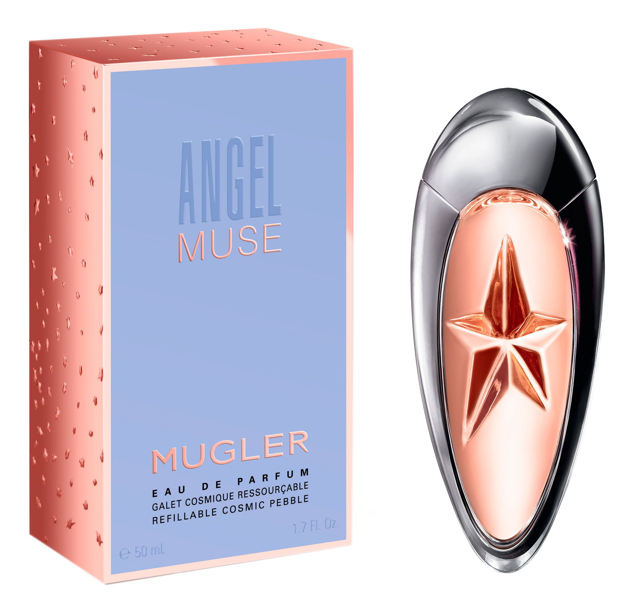 Mugler Angel Muse: парфюмерная вода 50мл mugler angel aqua chic туалетная вода 50мл