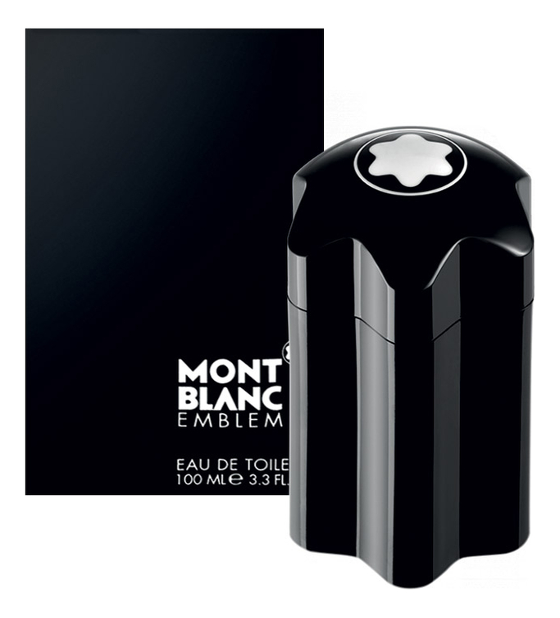 Mont Blanc Emblem: туалетная вода 100мл солнцезащитные очки montblanc mont blanc mb 416s 48f
