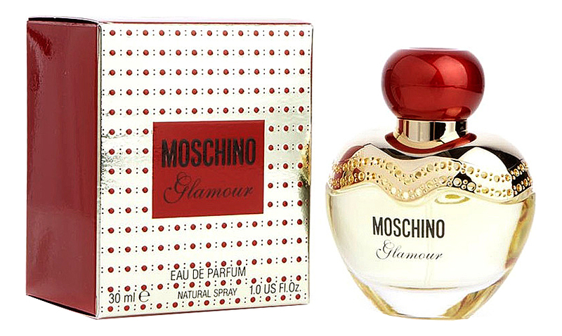 Moschino Glamour: парфюмерная вода 30мл moschino toujours glamour