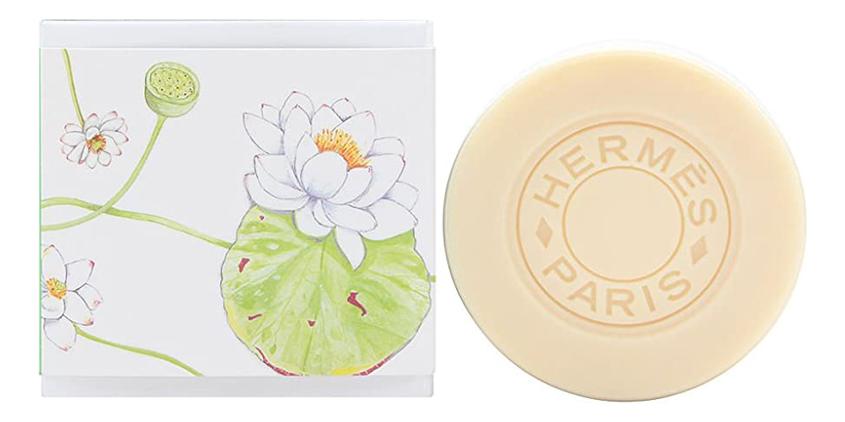 Hermes Un Jardin Sur le Nil: мыло 100г hermès un jardin sur le nil lait parfumé pour le corps