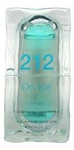 Carolina Herrera 212 a Summer on Ice 2003: туалетная вода 30мл тестер carolina herrera carolina herrera by carolina herrera туалетная вода тестер 50 мл