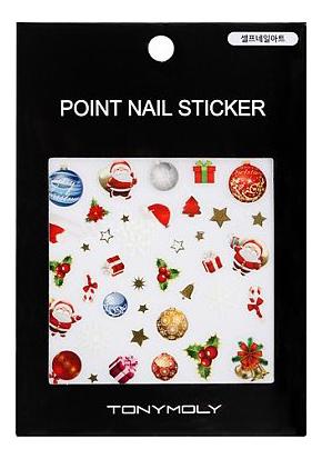 Наклейки для ногтей Point Nail Sticker: No 3 сумка tony perotti tony perotti mp002xw123x1