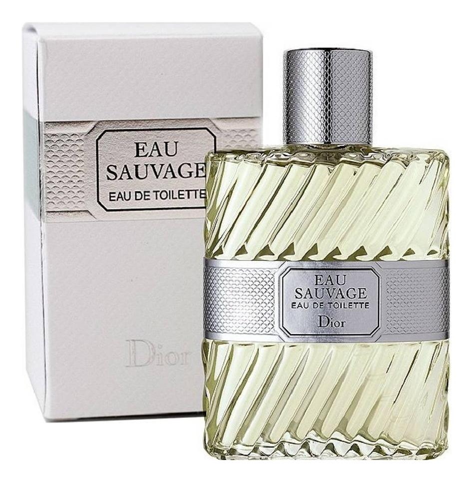 Christian Dior Eau Sauvage: туалетная вода 200мл туалетная вода christian dior sauvage 100 мл мужская
