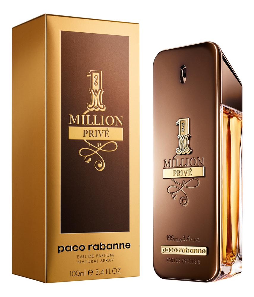 Paco Rabanne 1 Million Prive : парфюмерная вода 100мл paco rabanne 1 million prive туалетные духи 5 мл