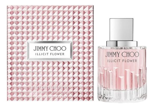 Jimmy Choo Illicit Flower: туалетная вода 60мл jimmy choo туалетная вода jimmy choo illicit flower женская 60 мл