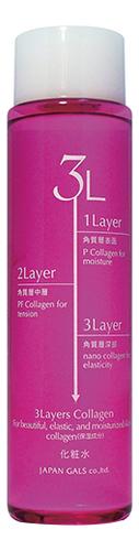 Лосьон для лица 3 Layers Collagen 200мл moistfull collagen