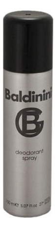 Baldinini Gimmy for Men: дезодорант 150мл ботинки baldinini baldinini ba097amflek7