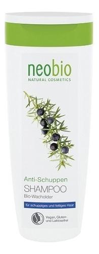 Шампунь против перхоти Anti-Dandruff Shampoo 250мл cutrin bio active anti dandruff shampoo