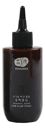 Тоник для волос и кожи головы Organic Seeds Hair Scalp Tonic 60мл успокаивающий тоник для кожи головы semi di lino scalp relief sensitive skin calming tonic 125мл