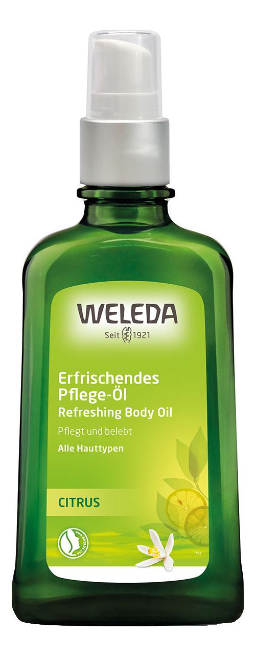 Масло цитрусовое освежающее Citrus Refreshing Body Oil 100мл