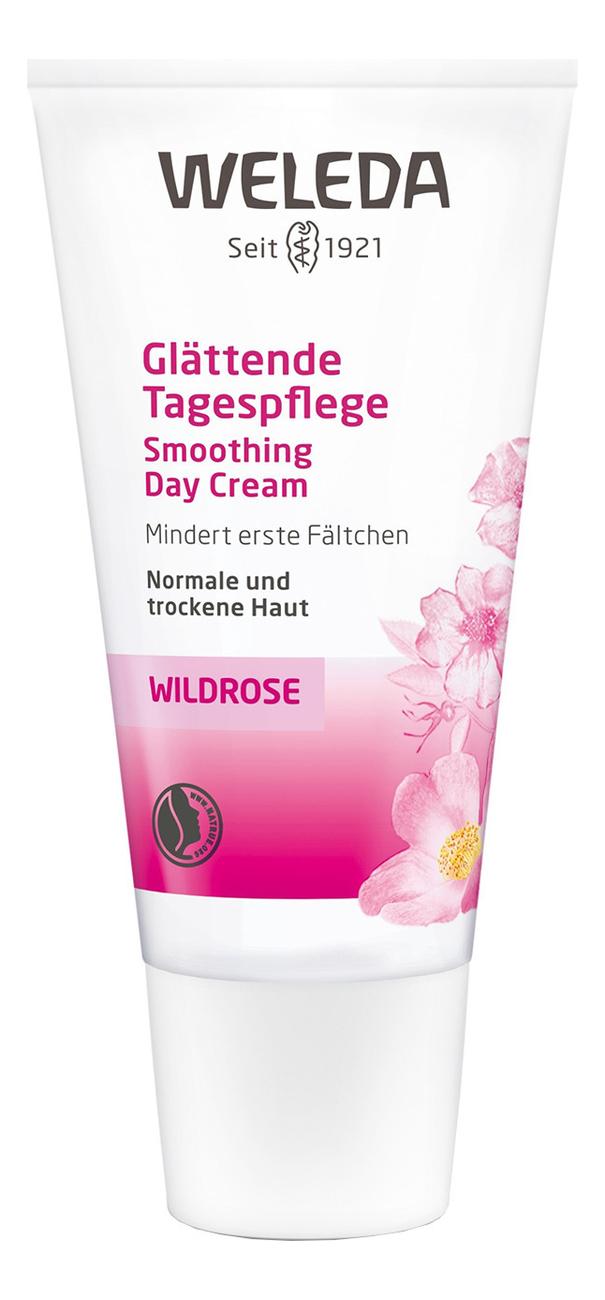 Дневной крем-уход разглаживающий с экстрактом дикой розы Wild Rose Smoothing Day Cream 30мл авен физиолифт крем дневной разглаживающий 30 мл