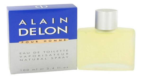 Alain Delon Pour Homme: туалетная вода 100мл юбка alain weiz