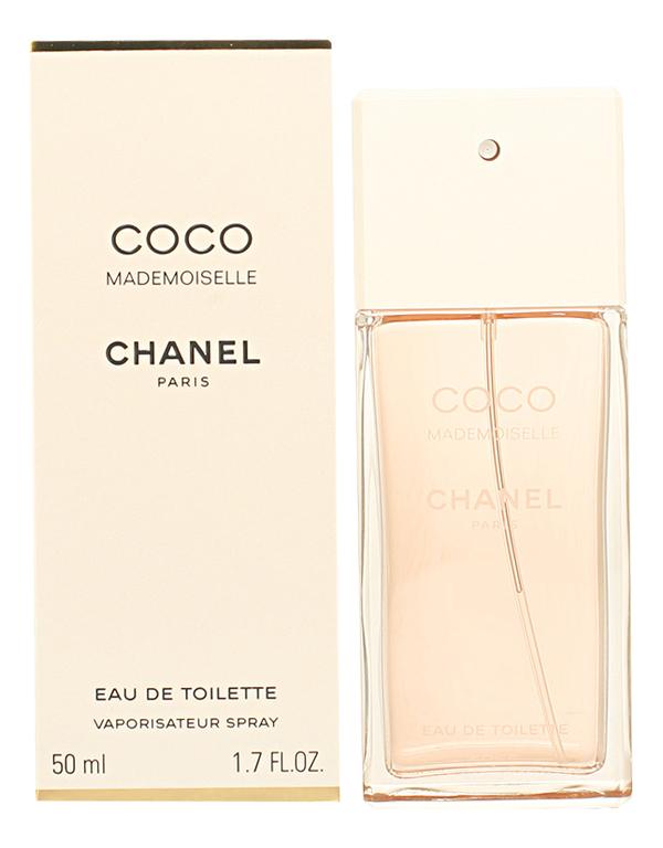 Chanel Coco Mademoiselle Eau de toilette: туалетная вода 50мл chanel coco mademoiselle intense парфюмерная вода 50мл