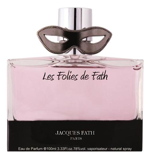 Фото - Jacques Fath Les Folies de Fath: парфюмерная вода 100мл тестер jacques bainville les dictateurs