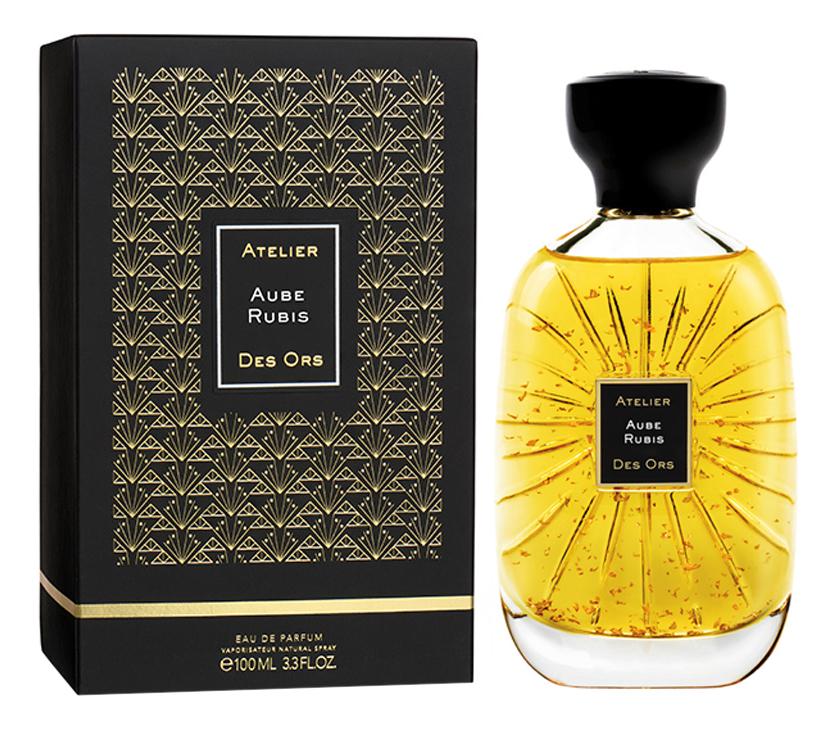 Atelier des Ors Aube Rubis: парфюмерная вода 100мл atelier des ors larmes du desert отливант парфюмированная вода 18 мл