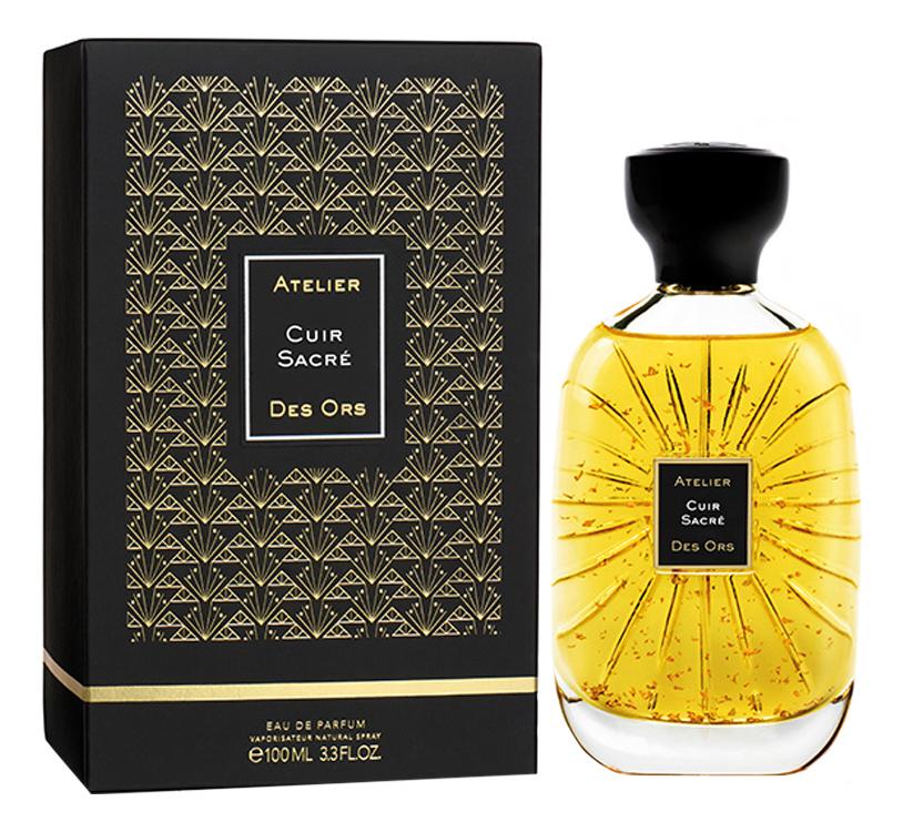 Atelier des Ors Cuir Sacre: парфюмерная вода 100мл atelier des ors larmes du desert отливант парфюмированная вода 18 мл