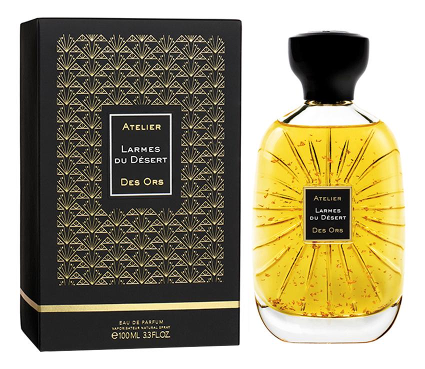 Atelier des Ors Larmes du Desert: парфюмерная вода 100мл atelier des ors larmes du desert отливант парфюмированная вода 18 мл