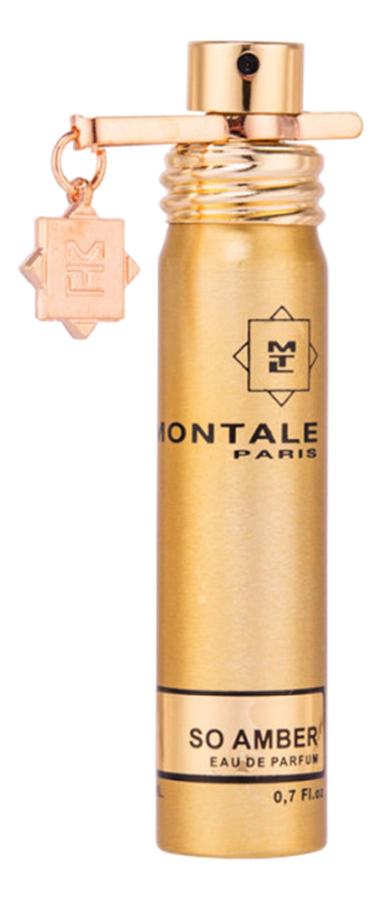 Montale So Amber: парфюмерная вода 20мл montale so amber парфюмерная вода 50мл
