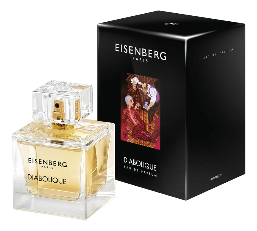Eisenberg Diabolique: парфюмерная вода 100мл eisenberg diabolique homme парфюмерная вода 50мл