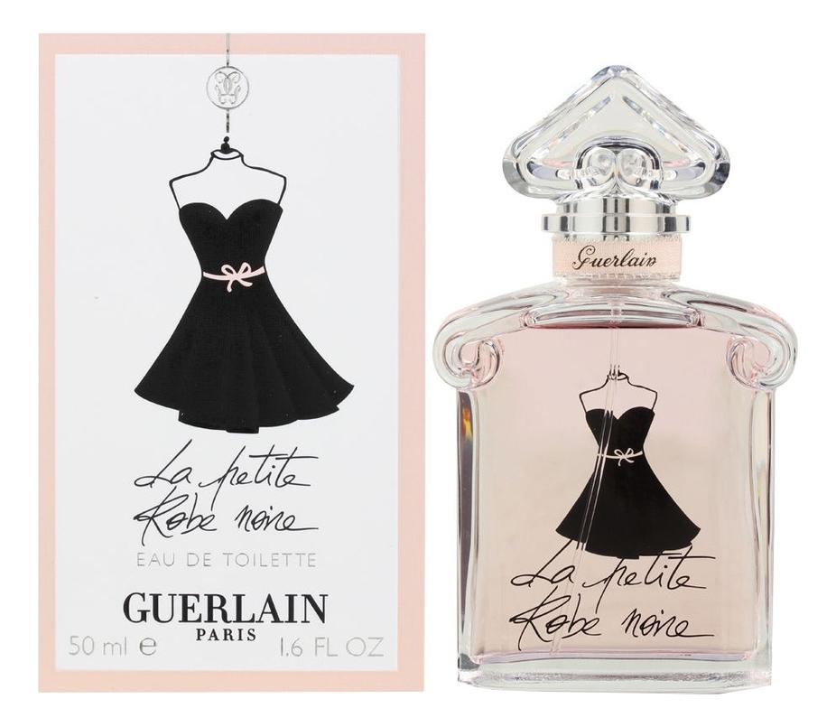 Guerlain La Petite Robe Noire Eau de Toilette: туалетная вода 50мл guerlain la petite robe noire shower gel