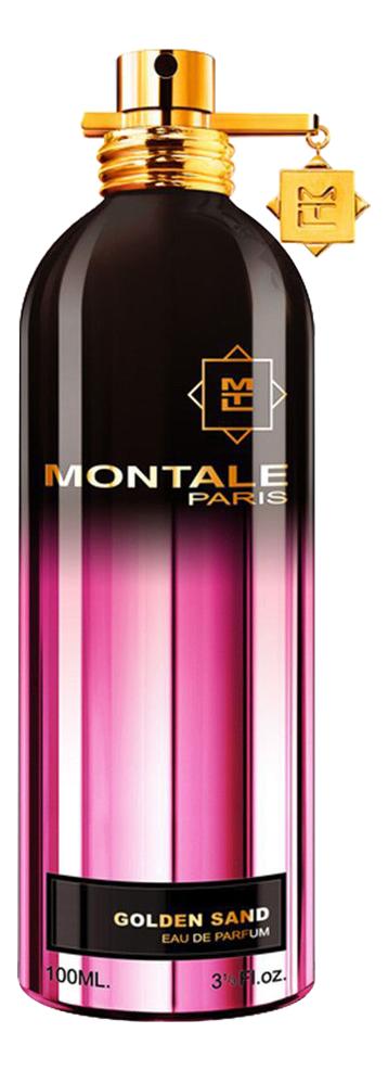 Montale Golden Sand: парфюмерная вода 100мл тестер montale aoud sense туалетные духи тестер 100 мл
