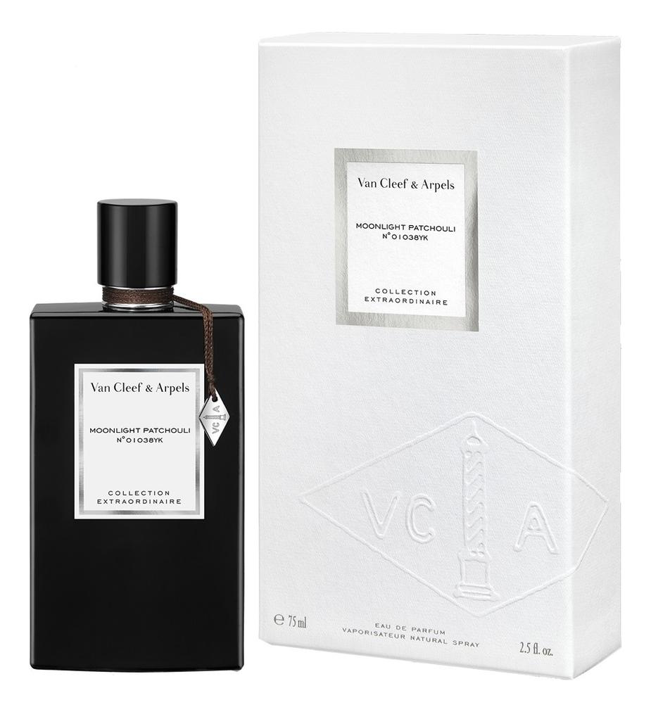Van Cleef & Arpels Moonlight Patchouli: парфюмерная вода 75мл van cleef moonlight patchouli
